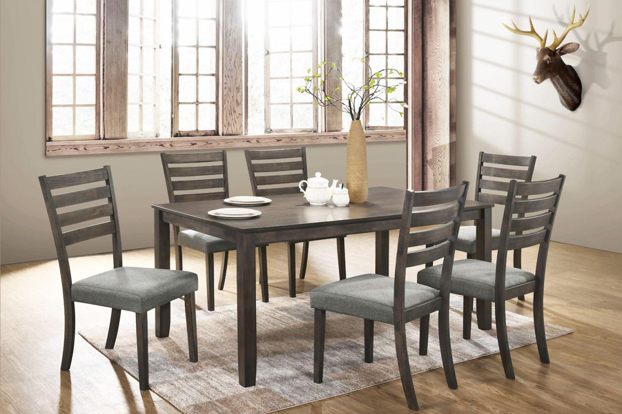 Kursi Makan Kayu Sederhana Elegan Harga Murah Sobat Furniture
