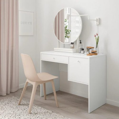 Dressing Table Putih, Jual Dressing Table Putih, Harga Dressing Table Putih, Dressing Table Putih Murah, model meja make up, desain meja make up, gambar meja make up, meja rias terbaru, meja murah, meja rias minimalis, meja rias modern, meja rias jepara, produsen dressing table, produsen meja rias, supplier meja rias, sobat furniture, furniture jepara, mebel jepara, mebel minimalis